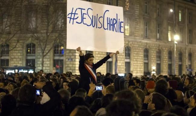 Tdos somos Charlie Hebdo