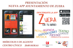 Presentación APP 2015 Ayto de Zuera
