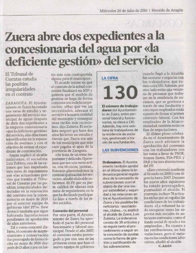 Noticia Heraldo 20072016