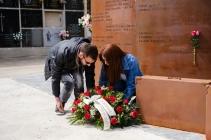 Acto Homenaje Víctimas Franquismo en Zuera 1-36582